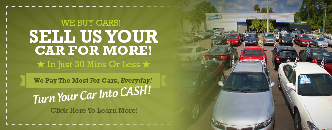 Sell Us Your Car For More!