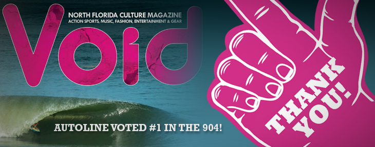 Autoline Voted #1 In The 904!