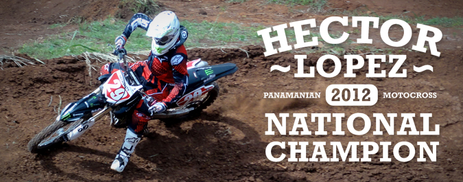 Hector Lopez 2012 Panamanian National Champ!