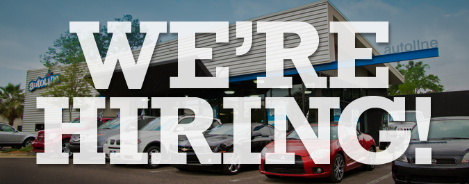 Autoline is Hiring – Come Join Our Family!