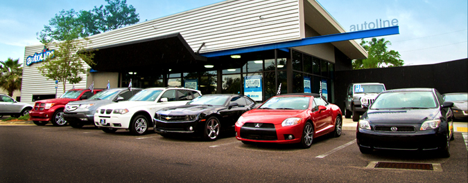 Sell Us Your Car, Truck, or SUV To Autoline!