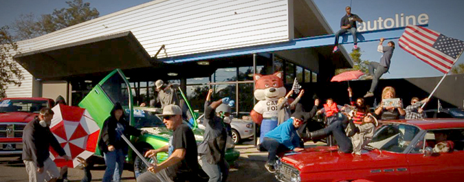 Autoline Preowned Does The Harlem Shake!!!