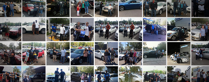 Autoline Customer Photos – April 2013