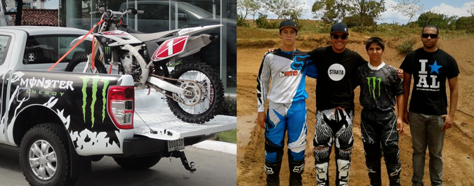 Hector Lopez at MX Nationals Panama
