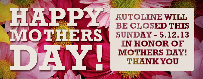 Happy Mothers Day This Sunday!