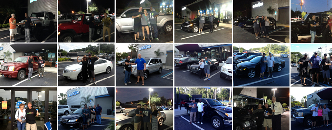 Autoline Customer Photos – October 2013