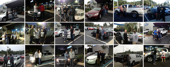 Autoline Customer Photos – December 2013
