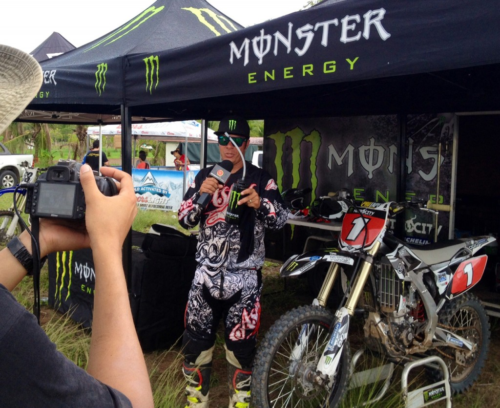 Hector Lopez – 1st Place MX Nationals Panama