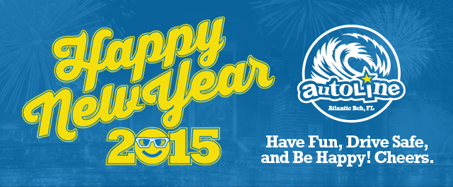 Happy New Year from Autoline Preowned