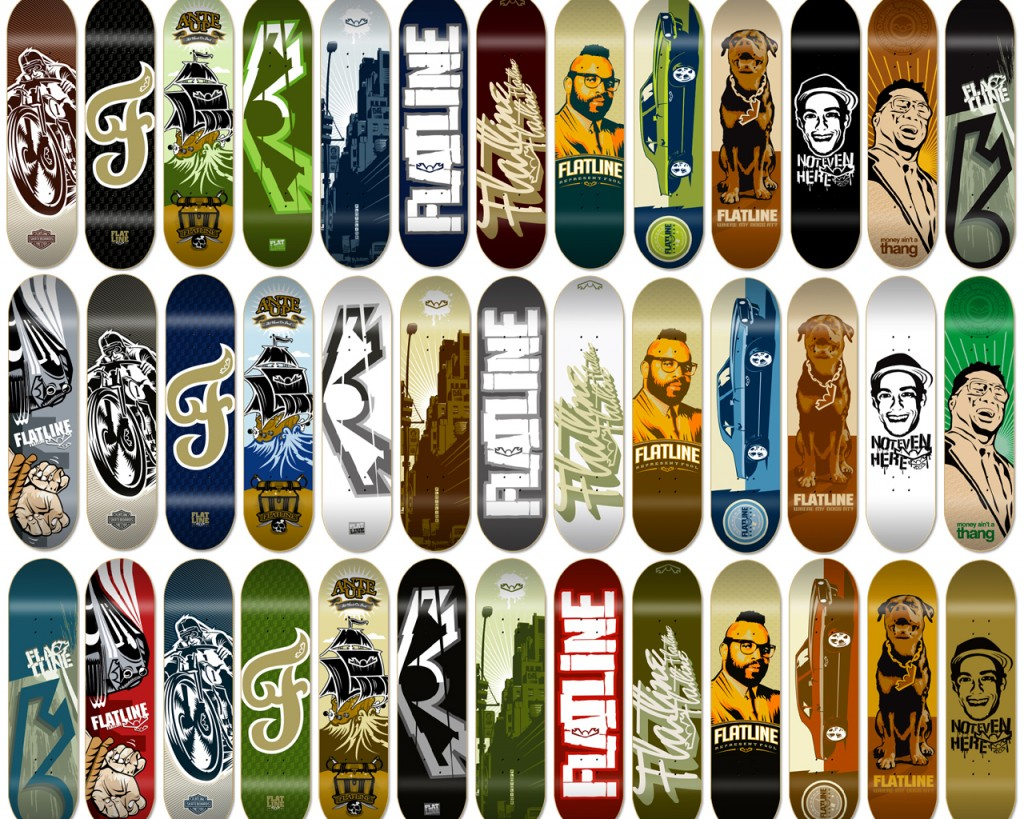 Started from a Skateboard pany