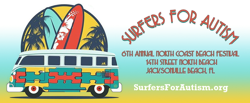 Surfers for Autism – Jacksonville Beach