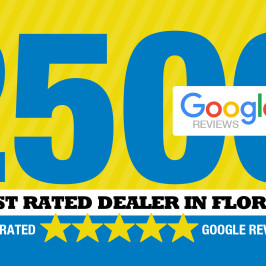 Highest Rated Dealer 2500 5 Star Reviews!